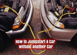 How to Jumpstart A Car without Another Car