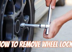 How to Remove Wheel Locks