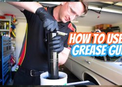 How to Use a Grease Gun